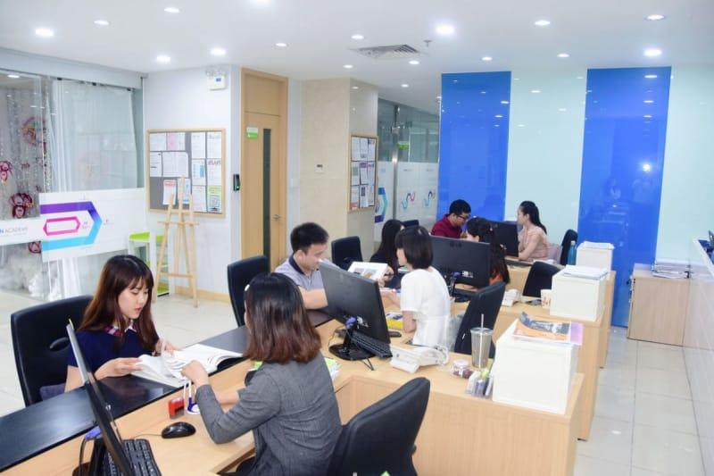 Tư vấn tuyển sinh tại Green Academy