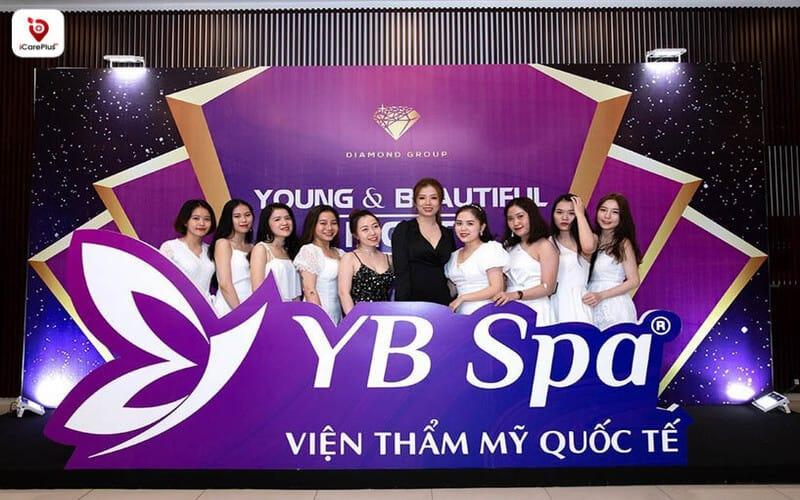 Viện thẩm mỹ quốc tế YB Spa