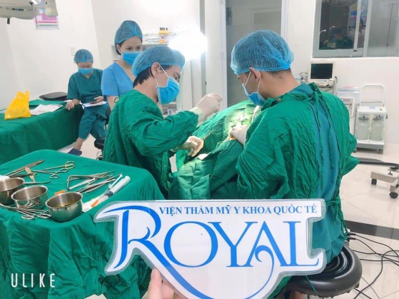 Viện Thẫm Mỹ Y Khoa Quốc Tế Royal Clinic