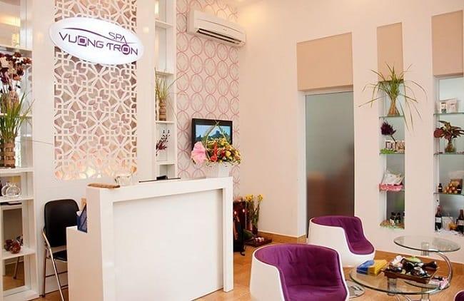 Vuông Tròn Spa là Top 5 Spa uy tín nhất tại Quận 2, TP. Hồ Chí Minh